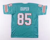 """Mark """"Super"""" Duper Signed Jersey (JSA COA) at PristineAuction.com"""