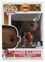 Hakeem Olajuwon - Rockets - Basketball #106 Funko Pop! Vinyl Figure at PristineAuction.com