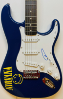 """Dave Grohl Signed """"Nirvana"""" Full-Size Electric Guitar (JSA COA) at PristineAuction.com"""
