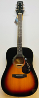 Kris Kristofferson Signed Full-Size Acoustic Guitar (Beckett COA) at PristineAuction.com
