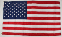 American Flag Flown Over the Capitol on January 20, 2021 (Architect of the Capitol COA) at PristineAuction.com
