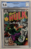 """1980 """"The Incredible Hulk"""" Issue #250 Marvel Comic Book (CGC 9.4) at PristineAuction.com"""