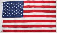 American Flag Flown Over the Capitol on August 18, 2020 (Architect of the Capitol COA) at PristineAuction.com