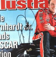 Dale Earnhardt Jr. Signed 2002 Sports Illustrated Magazine (Beckett COA) at PristineAuction.com