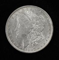 1897 Morgan Silver Dollar at PristineAuction.com