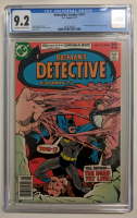 "1977 ""Detective Comics"" Issue #471 DC Comic Book (CGC 9.2) at PristineAuction.com"