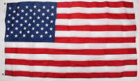 American Flag Flown Over the Capitol on September 11, 2018 (Architect of the Capitol COA) (See Description) at PristineAuction.com