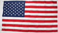 American Flag Flown Over the Capitol on January 20, 2021 at PristineAuction.com