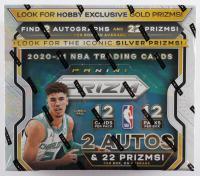 2020-21 Panini Prizm Basketball Hobby Box with (12) Packs at PristineAuction.com