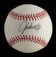 John Smoltz Signed OML Baseball (Beckett COA) at PristineAuction.com