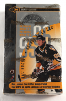1995-96 Leaf Hockey Unopened Box of (36) Packs at PristineAuction.com