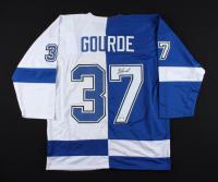 Yanni Gourde Signed Jersey (PSA COA) (See Description) at PristineAuction.com