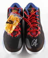 Pair of (2) Giannis Antetokounmpo Signed Nike Basketball Shoes (Beckett COA) at PristineAuction.com