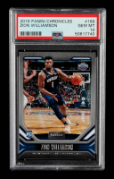 Zion Williamson 2019-20 Panini Chronicles #169 / Playbook (PSA 10) at PristineAuction.com