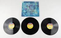 "Vintage 1957 Walt Disney's ""Fantasia"" Vinyl LP Record Set & Booklet (See Description) at PristineAuction.com"
