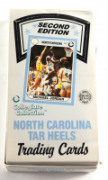 North Carolina 2000 Collegiate Collection Basketball Card Second Edition Set with (36) Packs (See Description) at PristineAuction.com