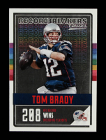 Tom Brady 2017 Classics Record Breakers #12 at PristineAuction.com