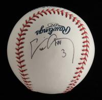 Eric Chavez Signed OML Baseball (Beckett COA) at PristineAuction.com