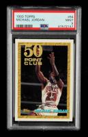Michael Jordan 1993-94 Topps #64 (PSA 9) at PristineAuction.com