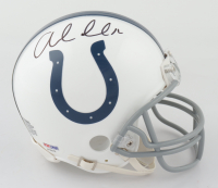 Andrew Luck Signed Colts Mini Helmet (PSA COA) at PristineAuction.com