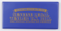 Barack Obama Colorized $2 Commemorative Bank Note at PristineAuction.com