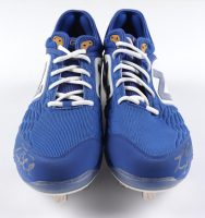 Tim Tebow Signed Pair of New Balance Baseball Cleats (Tebow Hologram) at PristineAuction.com