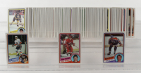 1984-85 Topps Complete Set of (165) Hockey Cards with Wayne Gretzky #51, Steve Yzerman #49 RC, Pat LaFontaine #96 SP RC at PristineAuction.com