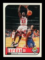 Michael Jordan 1998-99 UD Choice #23 at PristineAuction.com