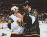 John Scott Signed Canadiens 8x10 Photo (Beckett COA) at PristineAuction.com