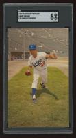 Sandy Koufax 1959 Dodgers Postcard (SGC 6) at PristineAuction.com
