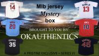 OKAUTHENTICS MLB Jersey Mystery Box Series - VI at PristineAuction.com