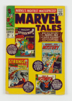 """1967 """"Marvel Tales"""" Issue #6 Marvel Comic Book at PristineAuction.com"""