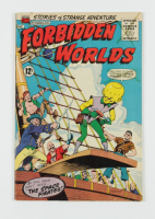 """1964 """"Forbidden Worlds"""" Issue #118 ACG Comic Book at PristineAuction.com"""