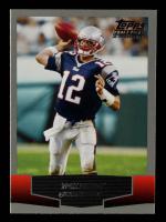 Tom Brady 2004 Topps Draft Picks & Prospects #53 at PristineAuction.com