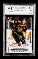 Connor McDavid 2015 ITG CHL Draft #11 Canada's Best (BCCG 10) at PristineAuction.com