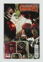 "2015 ""Secret Wars"" Issue #001 Variant Editon Marvel Comic Book at PristineAuction.com"