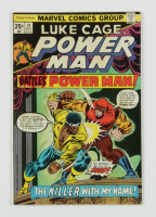 """1974 """"Power-Man"""" Issue #21 Marvel Comic Book at PristineAuction.com"""