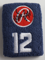 Wade Boggs Signed Rawlings Wristband (Beckett LOA) at PristineAuction.com