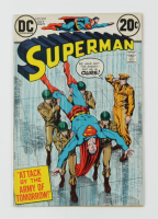 """1973 """"Superman"""" Issue #265 DC Comic Book at PristineAuction.com"""