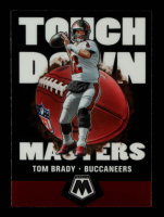 Tom Brady 2020 Panini Mosaic Touchdown Masters #2 at PristineAuction.com