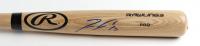 Ronald Acuna Jr. Signed Rawlings Pro Baseball Bat (JSA COA & Acuna Jr. Hologram) (See Description) at PristineAuction.com