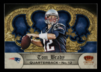 Tom Brady 2012 Crown Royale #52 at PristineAuction.com