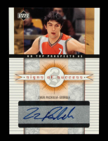 Zaur Pachulia 2003-04 UD Top Prospects Signs of Success #SSZA at PristineAuction.com
