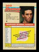 Mariano Rivera 1992 Bowman #302 RC at PristineAuction.com