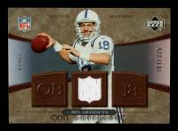 Peyton Manning 2007 Artifacts NFL Artifacts #NFLPM at PristineAuction.com