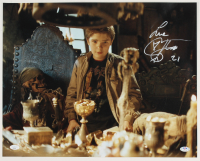 "Corey Feldman Signed ""The Goonies"" 16x20 Photo Inscribed ""Love"" & ""21"" (PSA COA & JSA COA) (See Description) at PristineAuction.com"