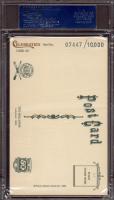 Ted Williams Signed 1989 Perez-Steele Celebration Postcards #43 #7,447/10,000 (PSA Encapsulated) at PristineAuction.com