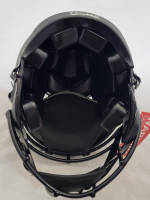 Dallas Goedert Signed Eagles Full-Size Authentic On-Field Eclipse Alternate Speed Helmet (Fanatics Hologram) at PristineAuction.com