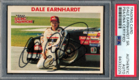 Dale Earnhardt Signed 1990 Racing Champions 1:64 #3 Goodwrench (PSA Encapsulated) at PristineAuction.com