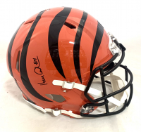 Ken Anderson Signed Bengals Full-Size Authentic On-Field Speed Helmet (JSA COA) at PristineAuction.com